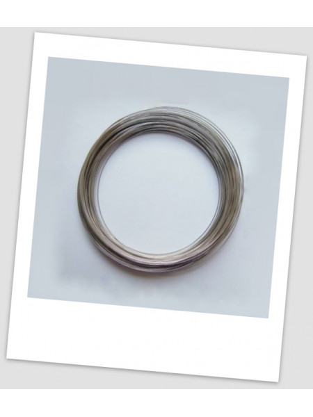 Проволока с памятью (очень широкий браслет или детское колье) 90-95 мм (id:680006)