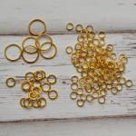 Колечки - золото